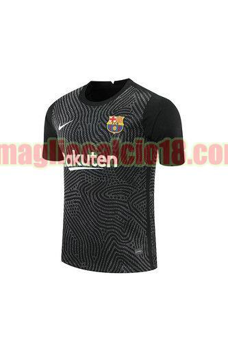 maglia barcellona 2020-2021 portiere nero