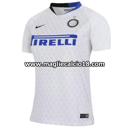 seconda maglia inter milan donna 2018-2019