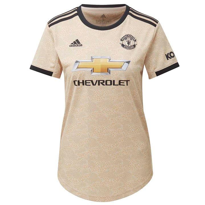 seconda maglia manchester united donna 2019-2020