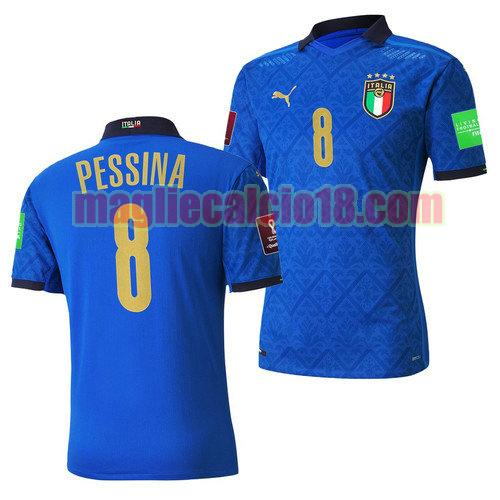 maglia italia 2022 prima matteo pessina 8