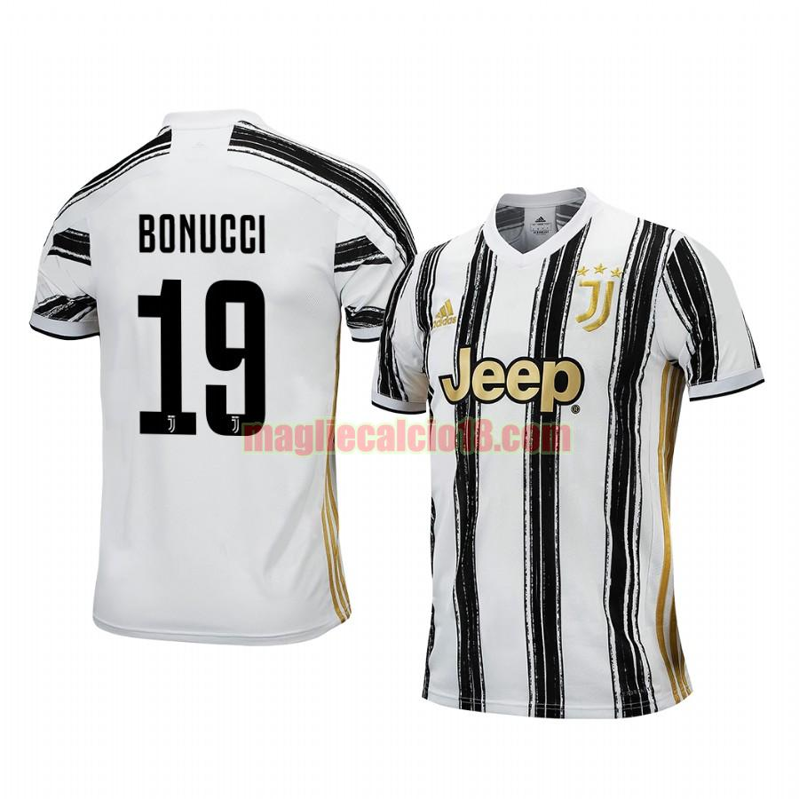 maglia juventus 2020-2021 prima leonardo bonucci 19