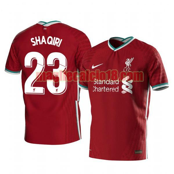 maglia liverpool 2020-2021 prima xherdan shaqiri 23