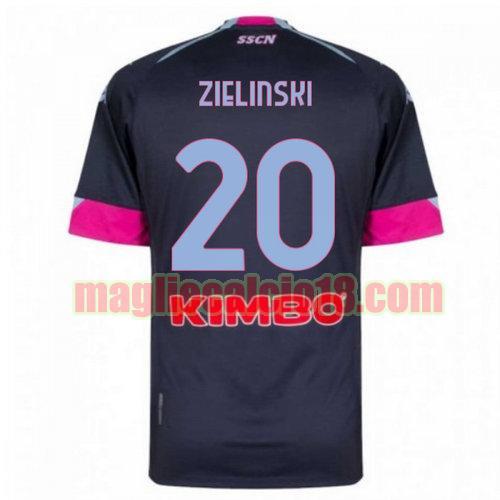 maglia napoli 2020-2021 terza zielinski 20