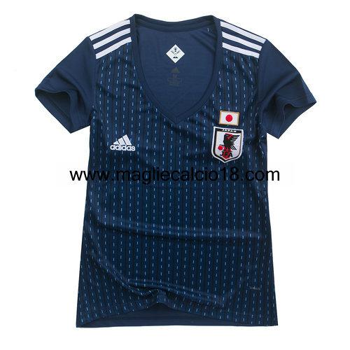 prima divisa maglia nazionale giappone donna 2017-2018