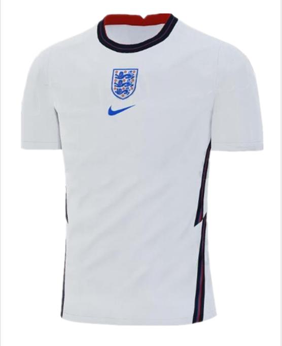 prima divisa maglia nazionale inghilterra 2020-2021