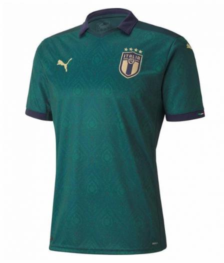terza divisa maglia nazionale italia 2020-2021