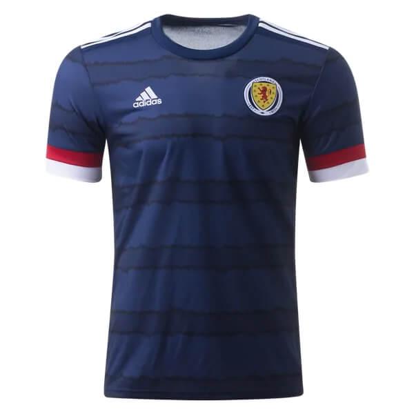 prima divisa maglia nazionale scozia 2020-2021