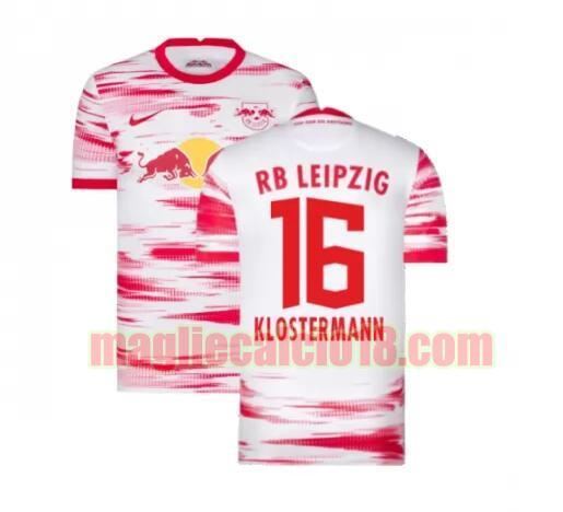 maglia red bull leipzig 2021-2022 prima klostermann 16