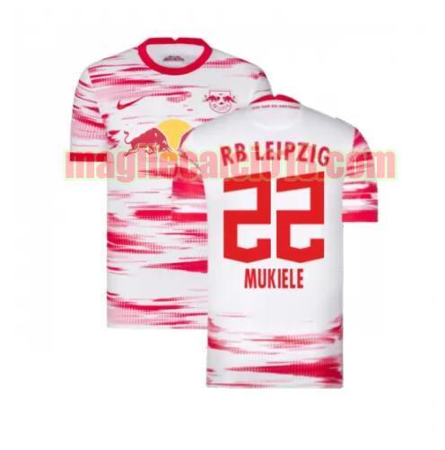 maglia red bull leipzig 2021-2022 prima mukiele 22