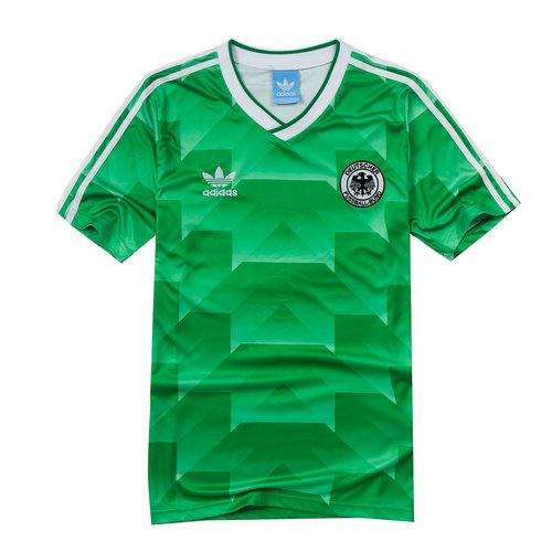seconda divisa maglia retro germania 1988