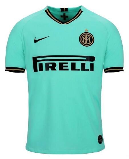seconda divisa maglia inter milan 2019-2020