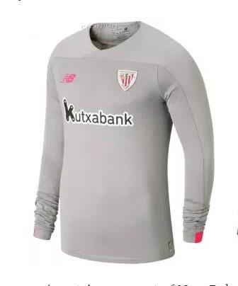 portiere albicocca divisa maglia Athletic Bilbao mancia lunga 2019-2020