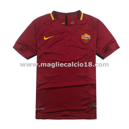 prima divisa maglia as roma 2017-2018