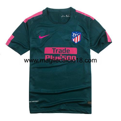Terza Maglia Atlético de Madrid personalizzata