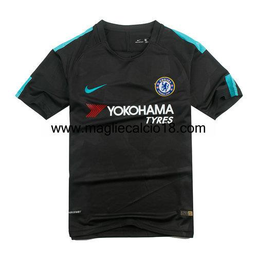 terza divisa maglia chelsea 2017-2018