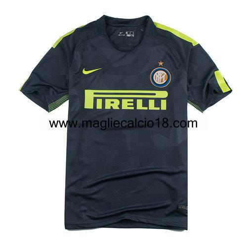 terza divisa maglia inter milan 2017-2018