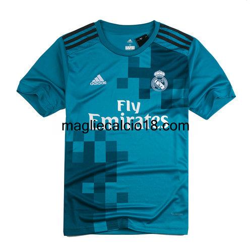 terza divisa maglia real madrid 2017-2018