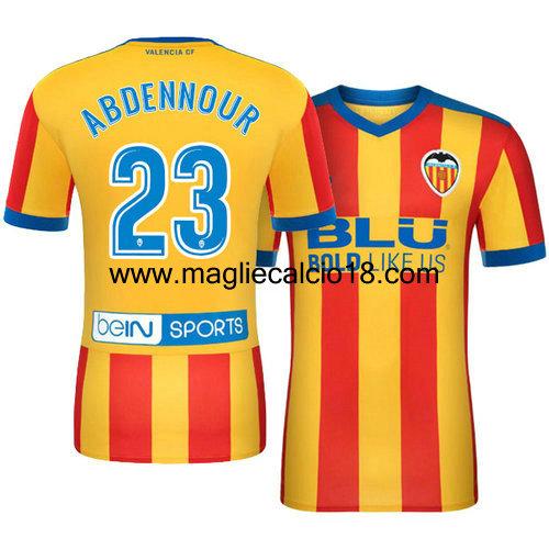 abbigliamento calcio Valencia CF Uomo