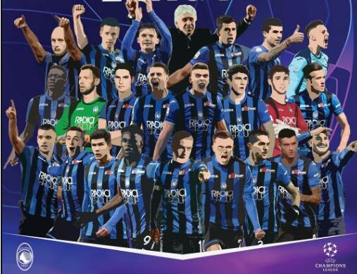 maglie calcio Atalanta BC a poco prezzo 2021-2022