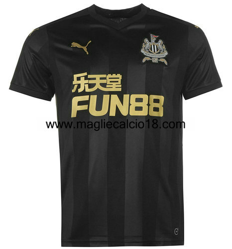 seconda divisa maglietta newcastle united 2018-2018