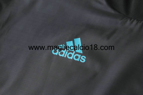 sweatsuit Real Madrid 2017-2018 Nero verde