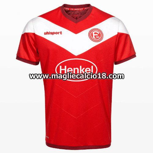 prima divisa maglia fortuna dusseldorf 2018-2019