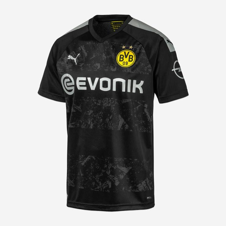 Terza Maglia Borussia Dortmund 2020