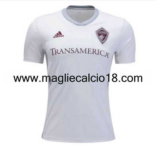 thailandia maglietta colorado rapids 2020-2021 seconda