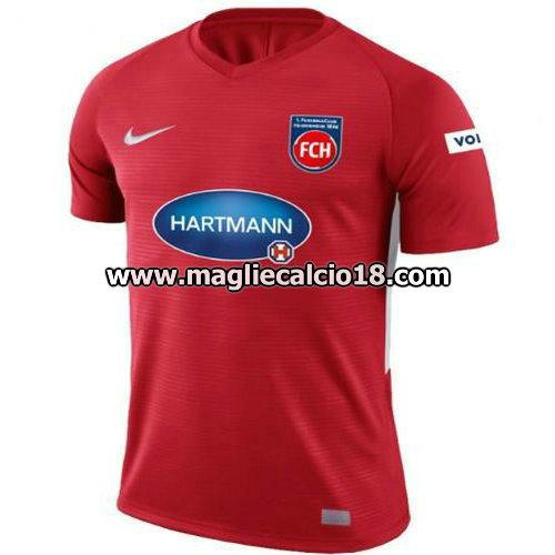 thailandia maglietta fc heidenheim 2018-2019 prima