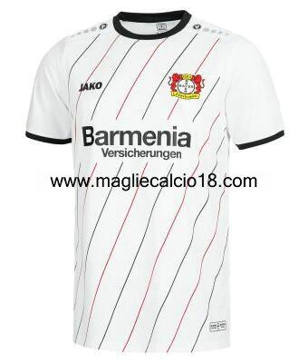 divisa calcio Bayer 04 Leverkusen personalizzata