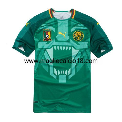 thailandia maglietta camerun 2017-2018 casa