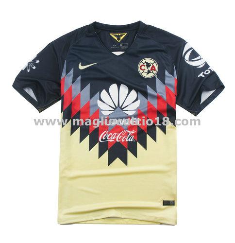 thailandia maglietta club america 2017-2018 casa