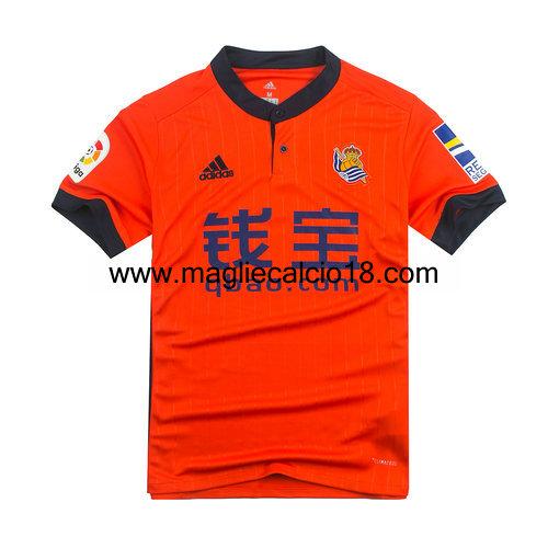thailandia maglietta real sociedad 2018 seconda
