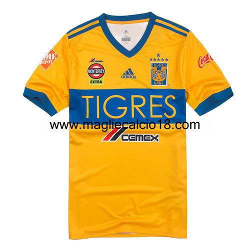 thailandia maglietta tigres uanl 2017 -2018_casa